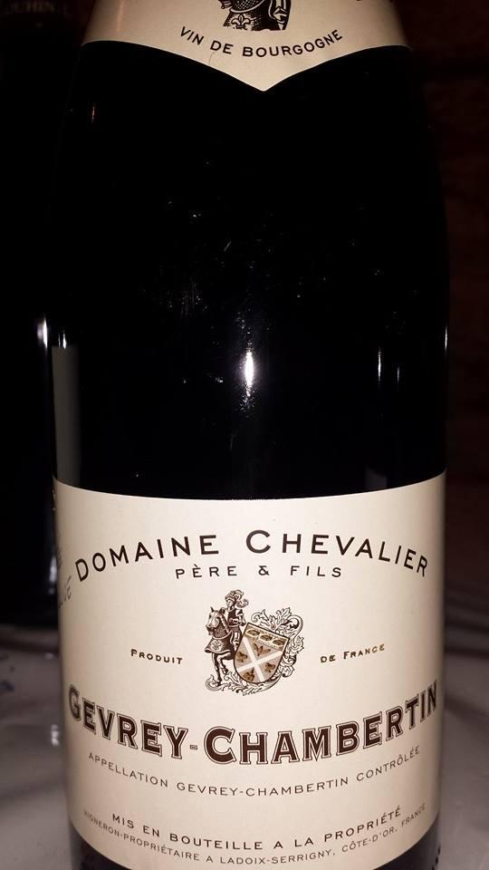 Domaine Chevalier 2013 – Gevrey-Chambertin