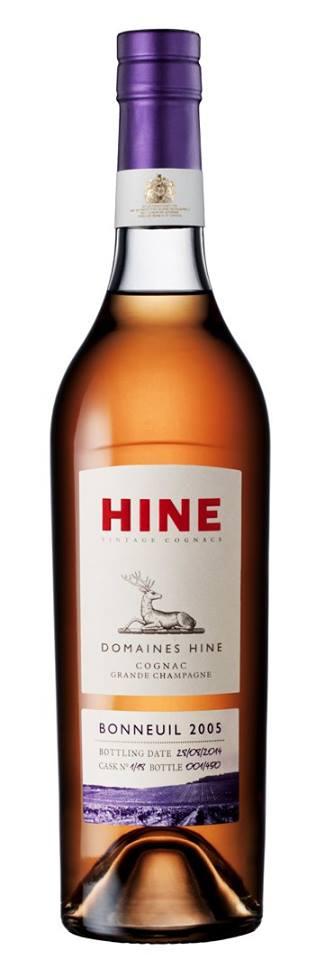 Domaine Hine – Bonneuil 2005 – Cognac Grande Champagne