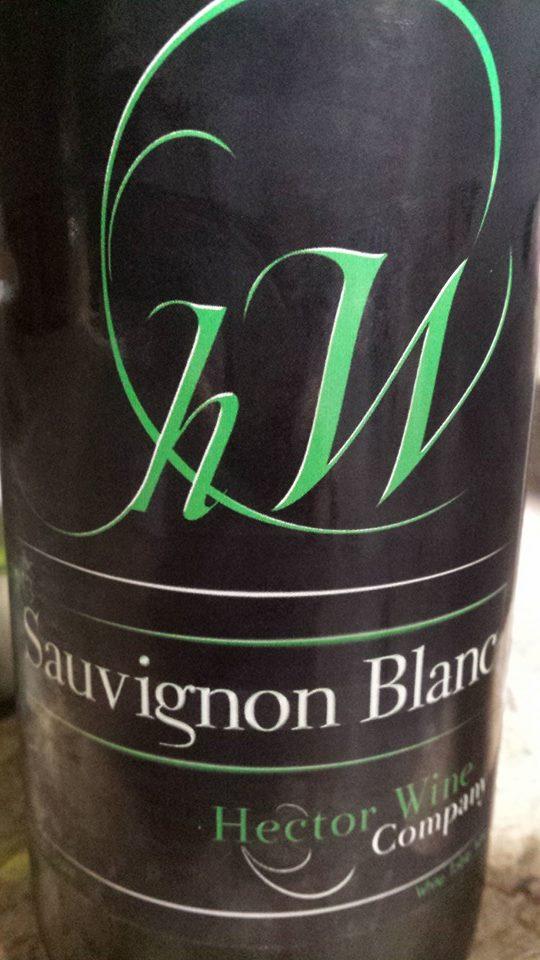 Hector Wine Company – Sauvignon Blanc 2013 – Finger Lakes