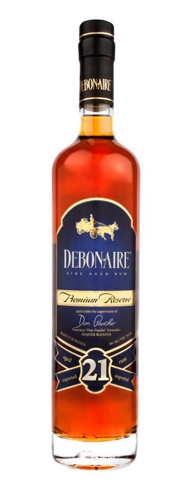 Rhum Debonaire – 21 Years Old