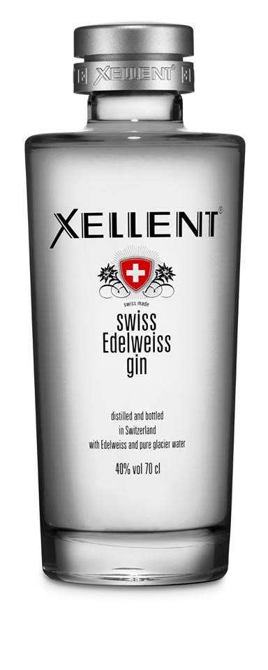 Xellent – Swiss Edelweiss Gin