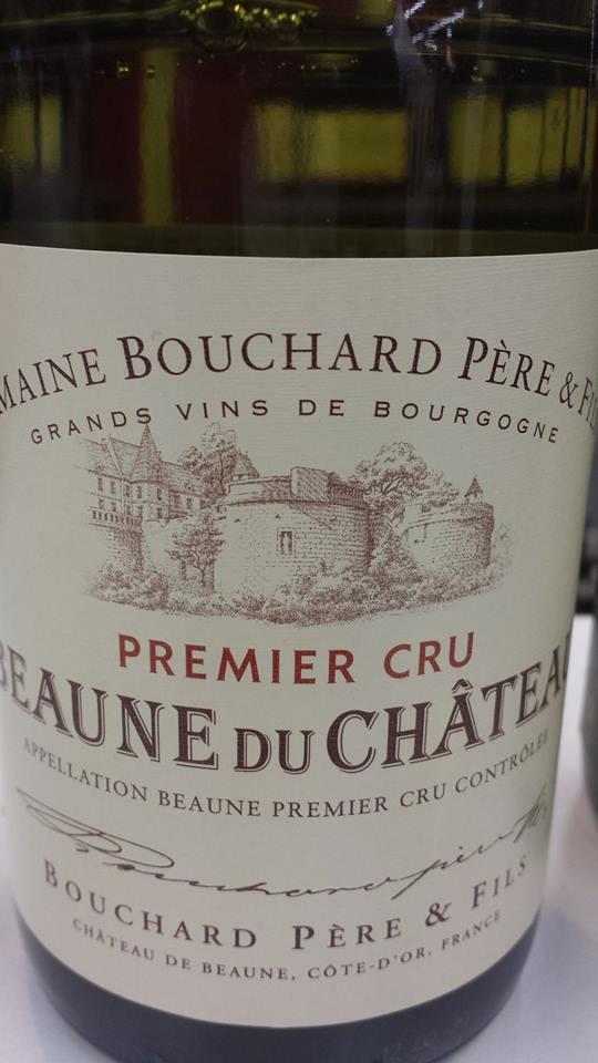 Bouchard Père & Fils 2010 – Beaune du Château 1er Cru