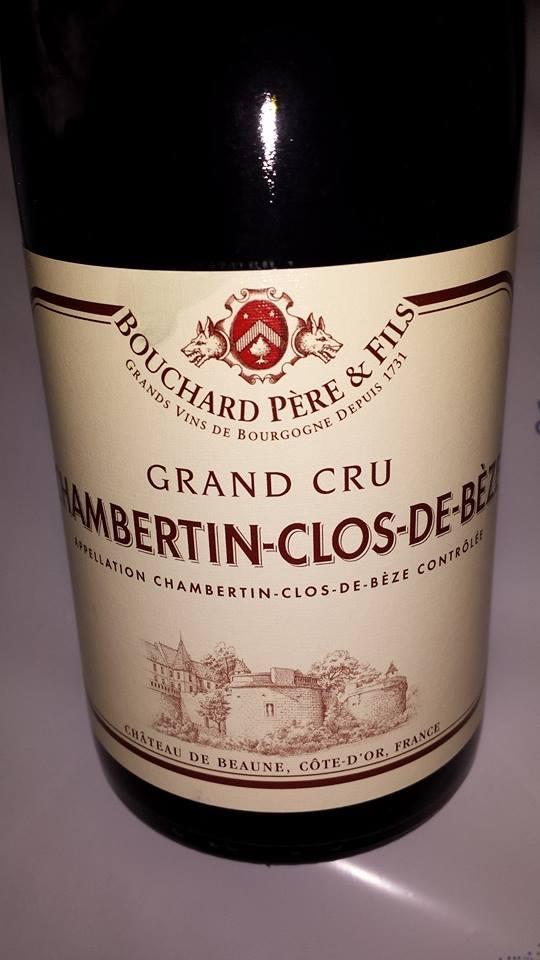 Bouchard Père & Fils 2013 – Chambertin – Clos de Bèze – Grand Cru