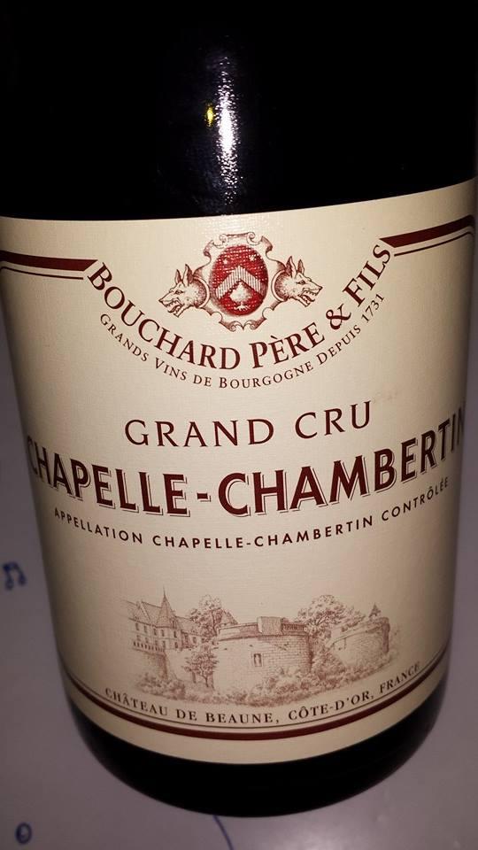 Bouchard Père & Fils 2013 – Chapelle-Chambertin – Grand Cru