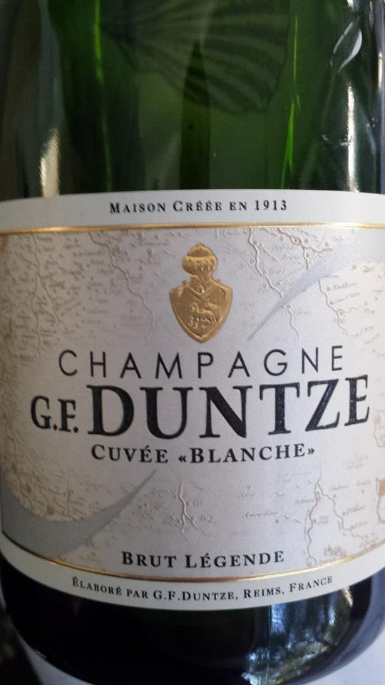 Champagne Duntze – Cuvée Blanche – Brut Légende