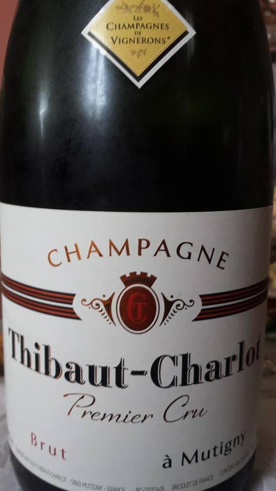 Champagne Thibaut-Charlot – Premier Cru – Brut