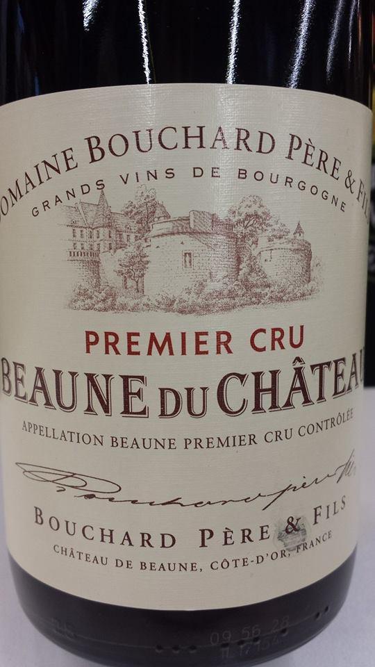Domaine Bouchard Père & Fils – Beaune du Château 2010 – Beaune 1er Cru