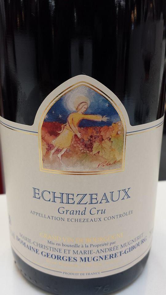 Domaine George Mugneret-Gibourg 2011 – Echezeaux Grand Cru