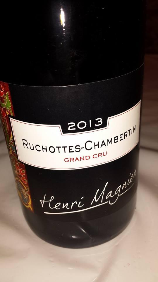 Domaine Henri Magnien 2013 – Ruchottes-Chambertin Grand Cru