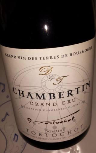 Domaine Tortochot 2013 – Chambertin – Grand Cru