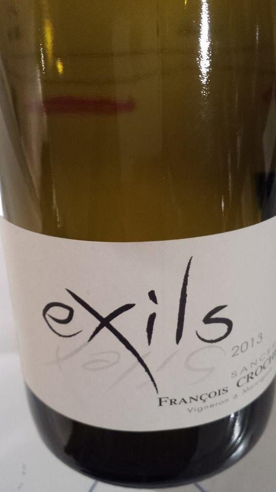 François Crochet – Exils 2013 – Sancerre