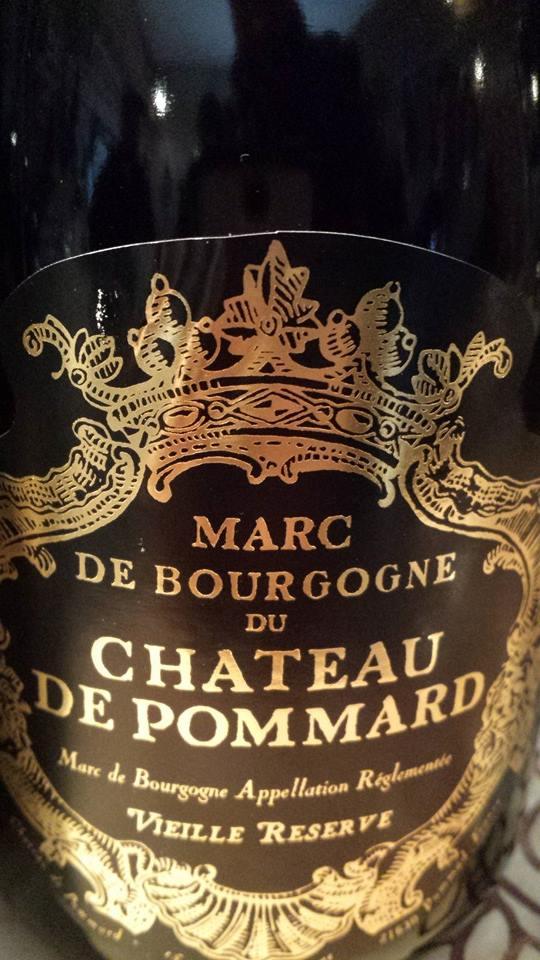 Marc de Bourgogne du Château de Pommard – Vieille Réserve