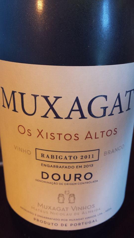 Muxagat – Os Xistos Altos – Rabigato 2011 – Douro