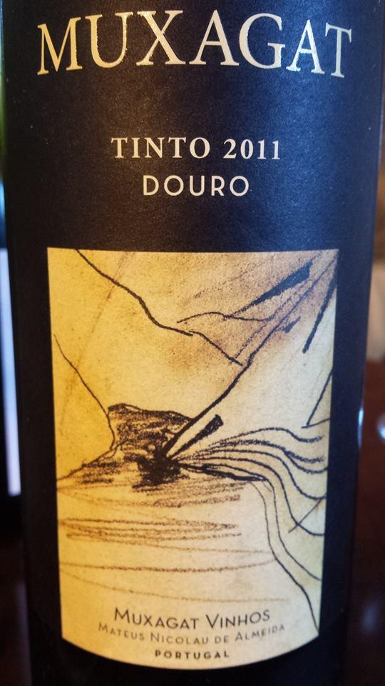 Muxagat – Tinto 2011 – Douro
