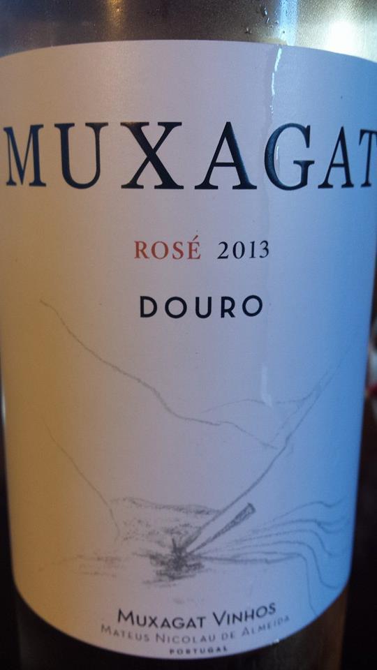 Muxagat Rosé 2013 – Douro
