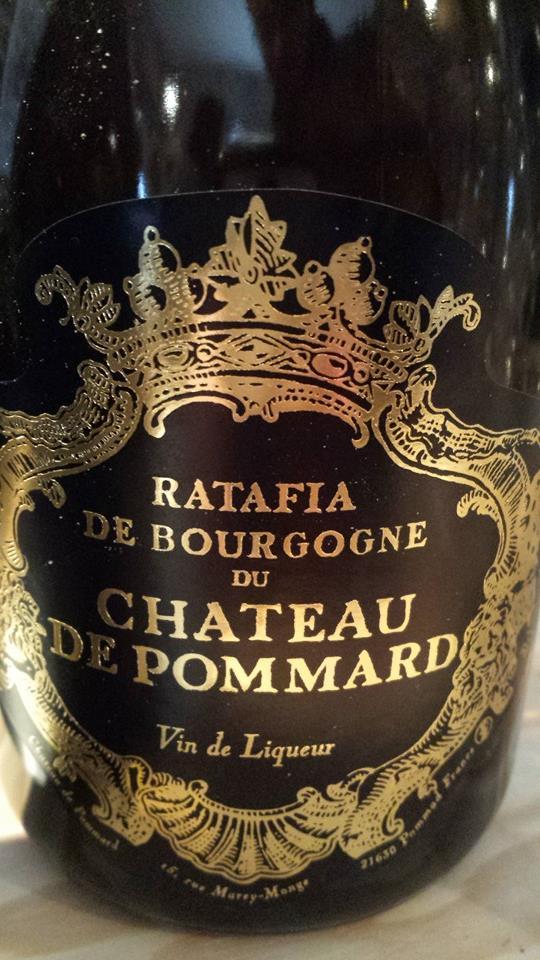 Ratafia du Château de Pommard