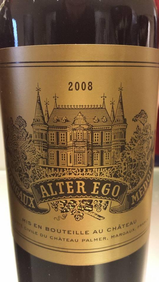 Alter Ego 2008 – Margaux