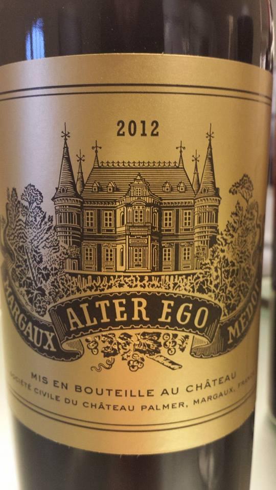 Alter Ego 2012 – Margaux