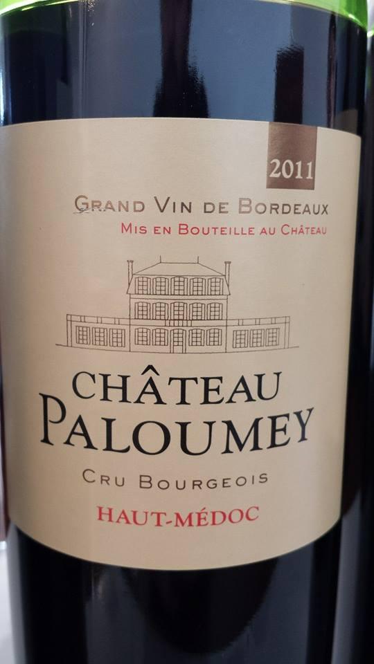 Château Paloumey 2011 – Haut-Médoc – Cru Bourgeois