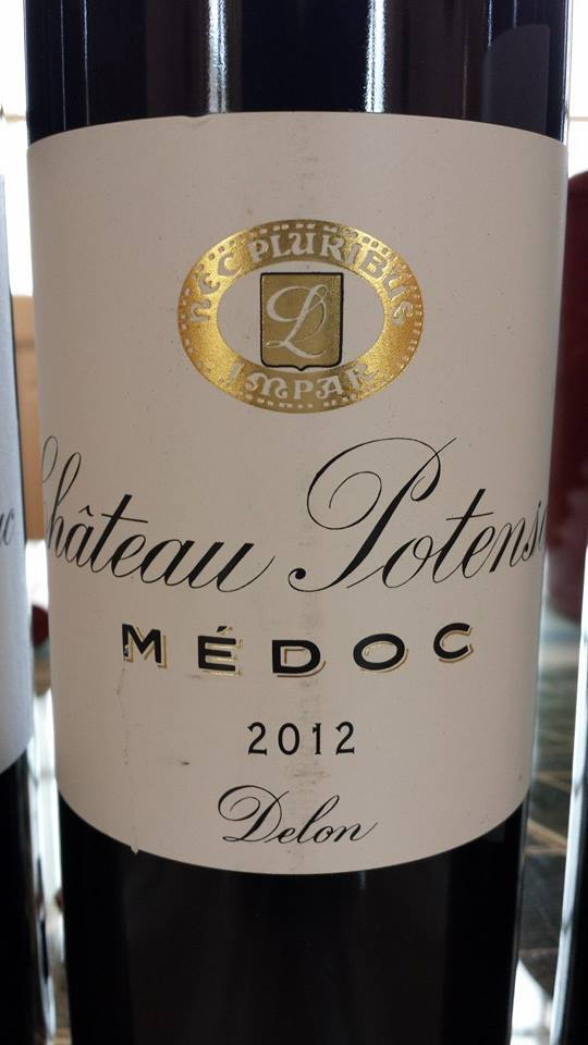 Château Potensac 2012 – Médoc