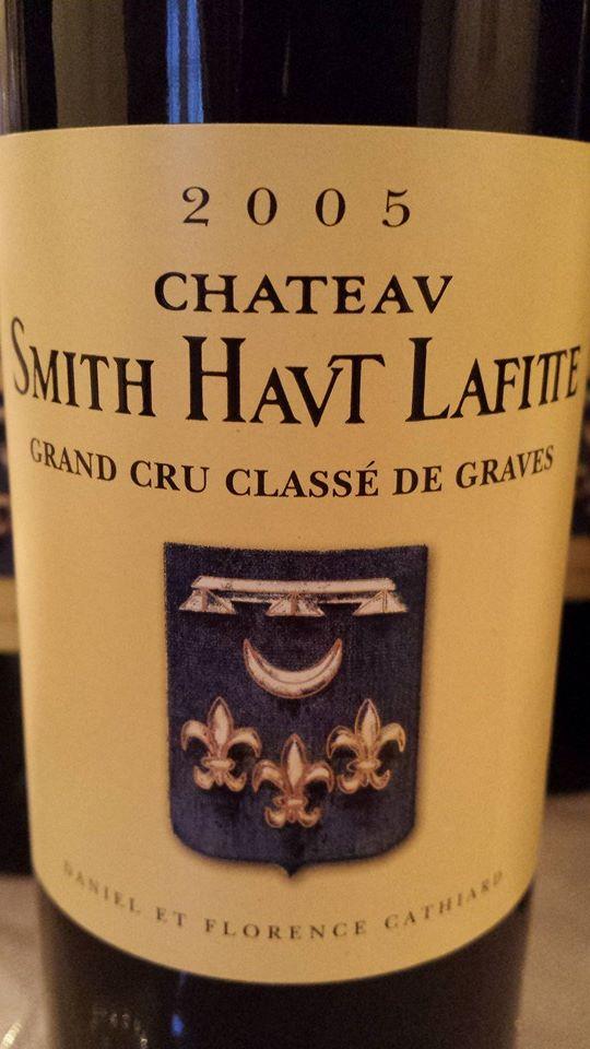 Château Smith Haut Lafitte 2005 – Pessac-Léognan – Grand Cru Classé de Graves