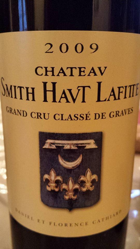 Château Smith Haut Lafitte 2009 – Pessac-Léognan – Grand Cru Classé de Graves