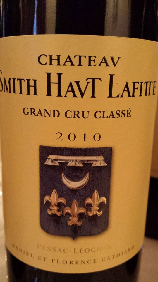 Château Smith Haut Lafitte 2010 – Pessac-Léognan – Grand Cru Classé de Graves