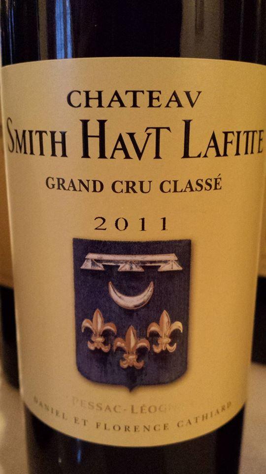 Château Smith Haut Lafitte 2011 – Pessac-Léognan – Grand Cru Classé de Graves