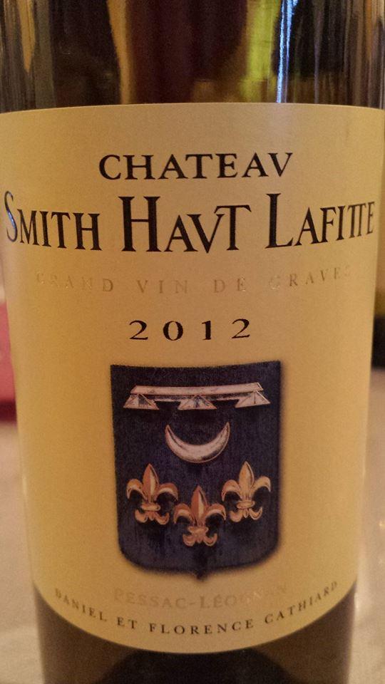 Château Smith Haut Lafitte 2012 – Pessac-Léognan