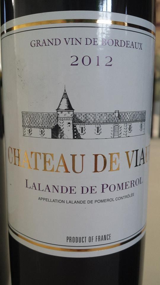 Château de Viaud 2012 – Lalande-de-Pomerol