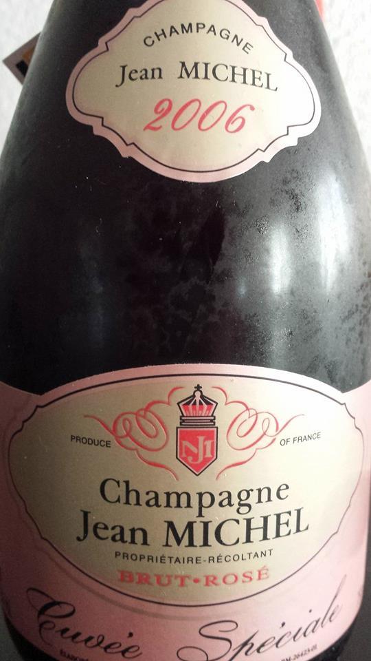 Champagne Jean Michel – Cuvée Spéciale 2006 – Brut Rosé
