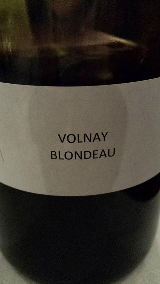 Domaine des Hospices de Beaune – Blondeau 2013 – Volnay 1er Cru