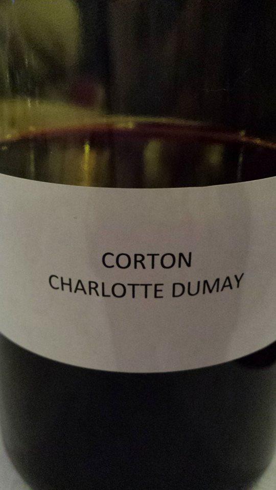 Domaine des Hospices de Beaune – Charlotte Dumay 2013 – Corton Grand Cru