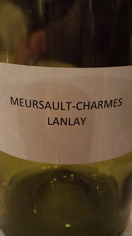 Domaine des Hospices de Beaune – De Bahezre de Lanlay 2013 – Meursault-Charmes 1er Cru