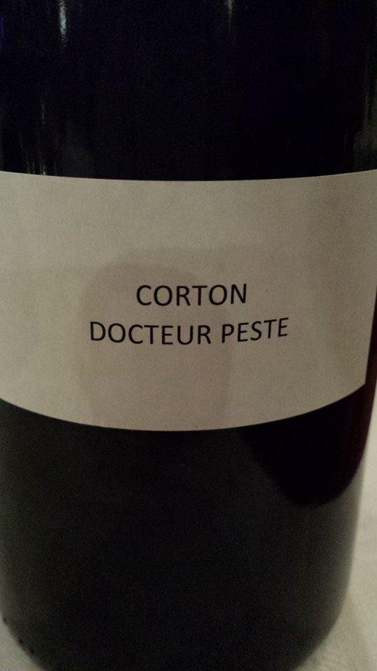 Domaine des Hospices de Beaune – Docteur Peste 2013 – Corton Grand Cru