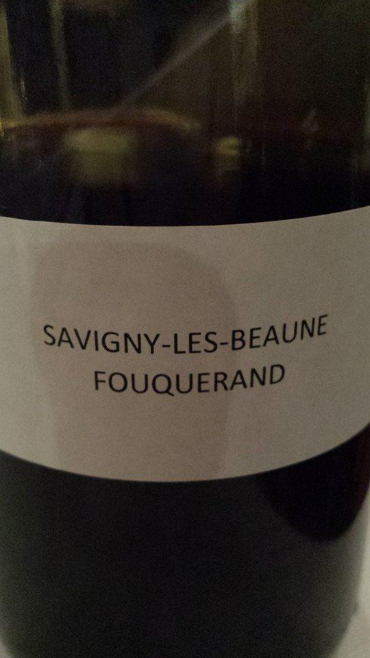 Domaine des Hospices de Beaune – Fouquerand 2013 – Savigny-les-Beaune 1er Cru