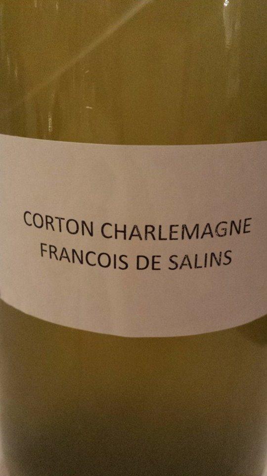 Domaine des Hospices de Beaune – François de Salins 2013 – Corton-Charlemagne Grand Cru