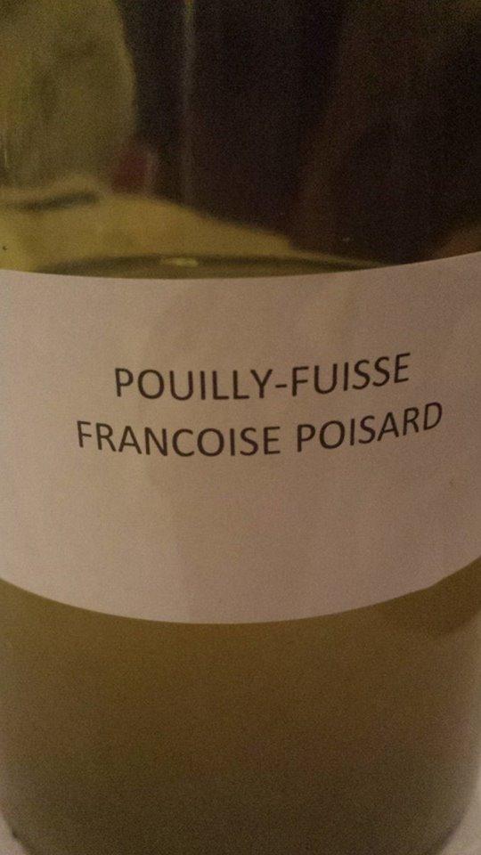 Domaine des Hospices de Beaune – Françoise Poisard 2013 – Pouilly-Fuissé