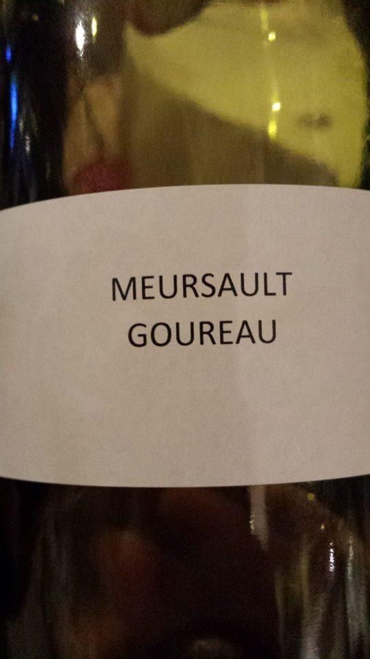 Domaine des Hospices de Beaune – Goureau 2013 – Meursault