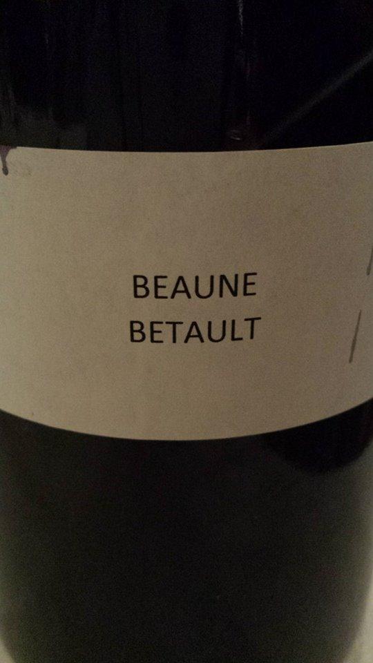 Domaine des Hospices de Beaune – Hugues et Louis Bétault 2013 – Beaune 1er Cru