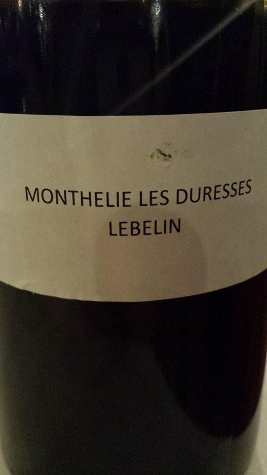 Domaine des Hospices de Beaune – Lebelin 2013 – Monthelie 1er Cru Les-Duresses
