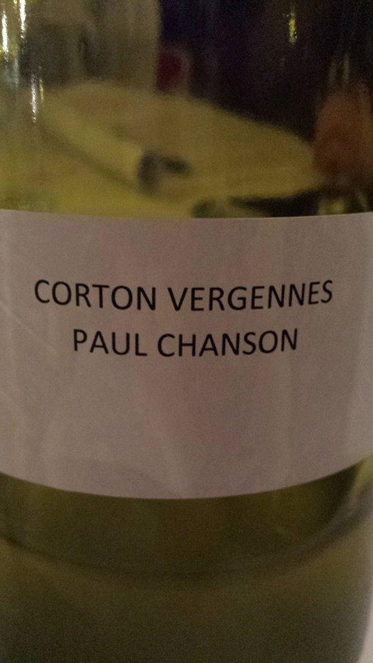 Domaine des Hospices de Beaune – Paul Chanson 2013 – Corton Vergennes Grand Cru