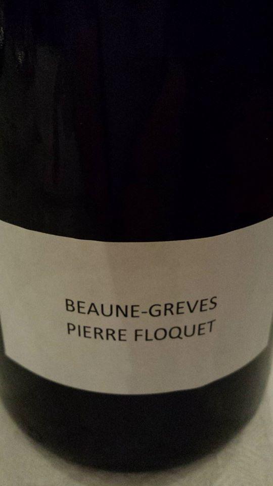 Domaine des Hospices de Beaune – Pierre Floquet 2013 – Beaune-Greves 1er Cru