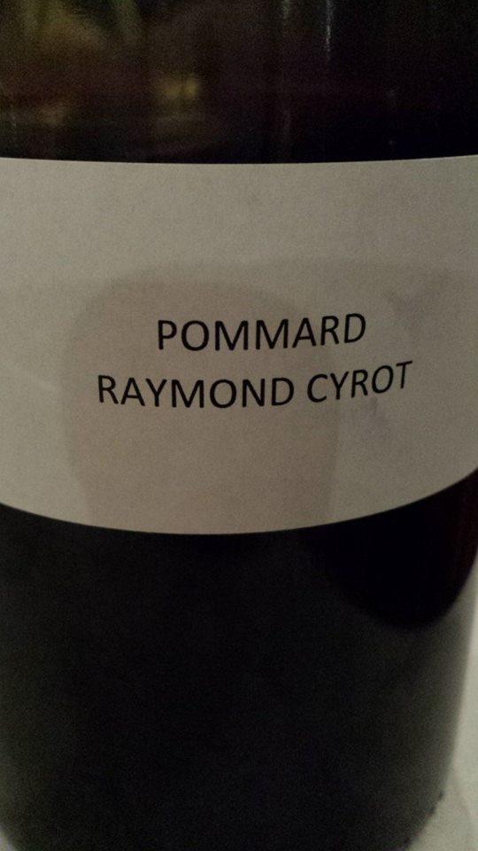 Domaine des Hospices de Beaune – Raymond Cyrot 2013 – Pommard