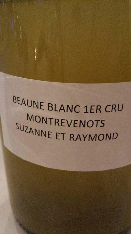 Domaine des Hospices de Beaune – Suzanne et Raymond 2013 – Beaune 1er Cru Les Montrevenots