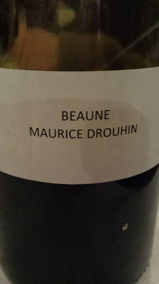 Domaine des Hospices de Beaune – Maurice Drouhin 2013 – Beaune 1er Cru