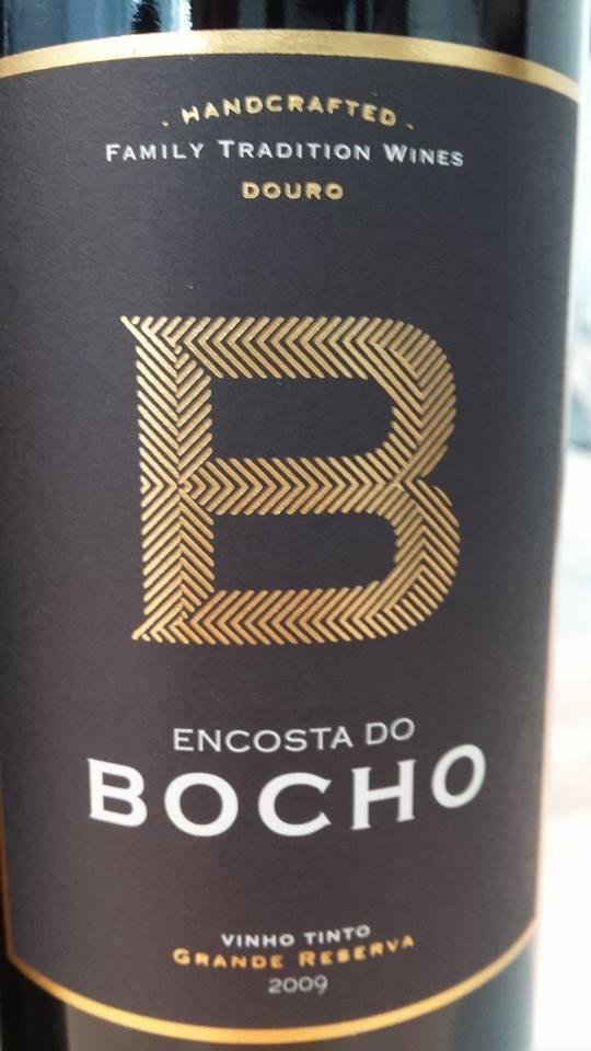 Encosta Do Bocho – Vinho Tinto Grande Reserve 2009 – Douro
