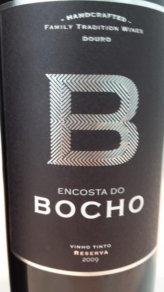 Encosta Do Bocho – Vinho Tinto Reserva 2009 – Douro