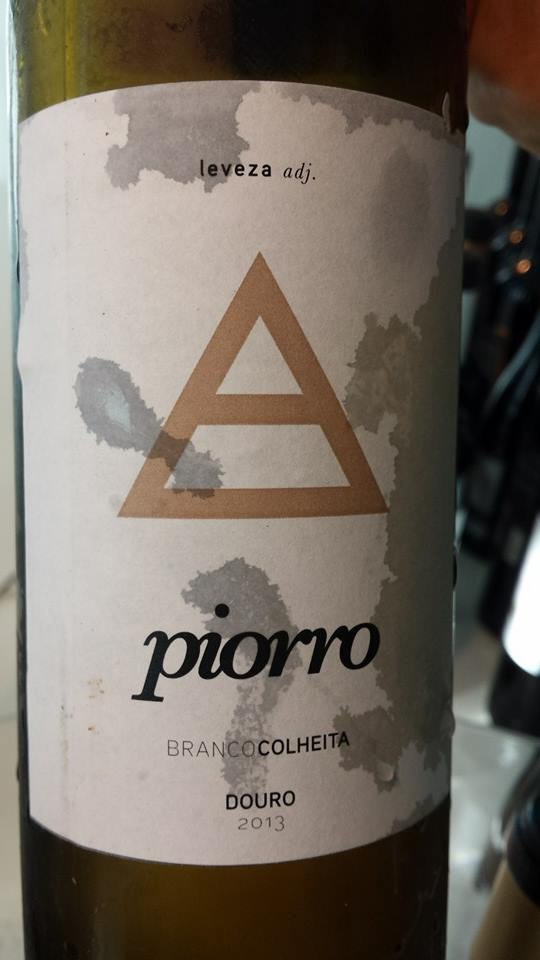 Piorro – Branco Colheita 2013 (leveza adj.) – Douro