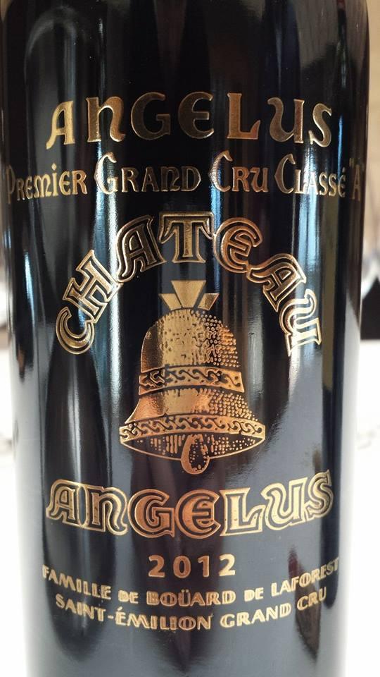 Château Angélus 2012 – Saint-Emilion Grand Cru – 1er Grand Cru Classé A
